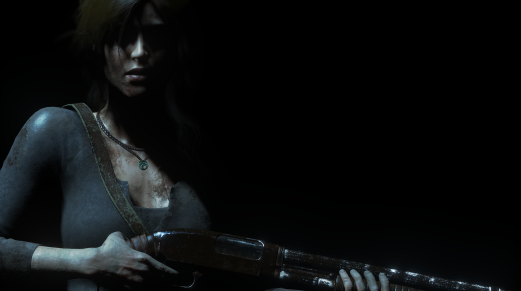 The Art of Gaming ROTTR