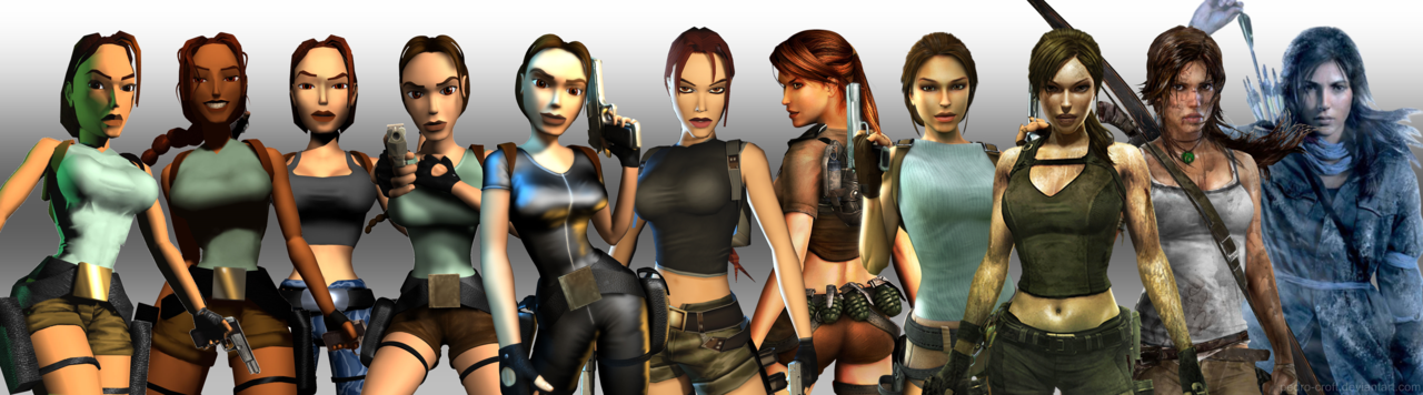 Why Lara Croft Is The Realest Superhero Tomb Raider Web