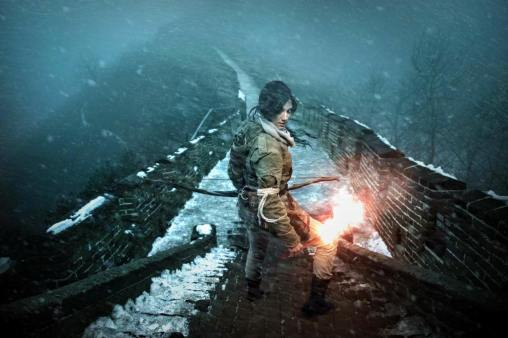 ROTTR cosplay