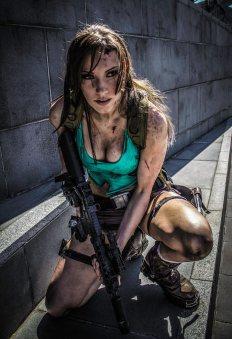 Classic Lara cosplay
