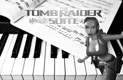 The Tomb Raider Suite Kickstarter - Poster