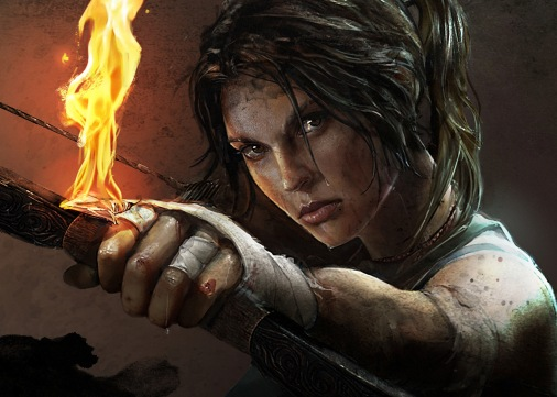 Tomb Raider 2013 Concept Art