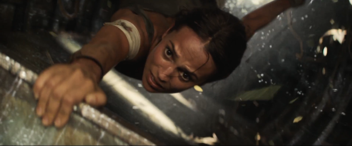 Tomb Raider Movie Trailer 2 Tomb Raider Web