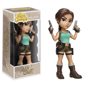 Rock Candy Lara Croft
