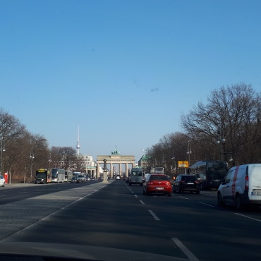 Brandenburger Tor, Berlin - Photo: Ani Croft