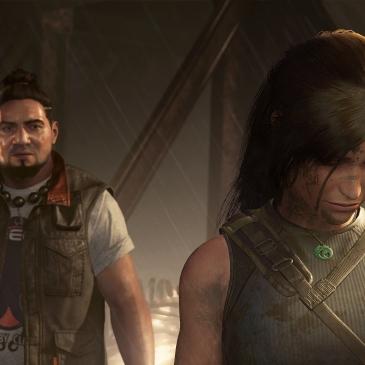 Shadow Of The Tomb Raider Gameplay Tomb Raider Web