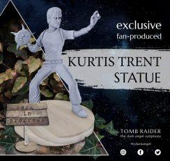 Exclusive Kurtis Trent statue